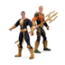 collectibles injustice aquaman black adam action