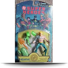 Aquaman Dc Super Heroes 1998 Action Figure