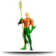 Aquaman New 52 Dc Comics Art Fx Statue