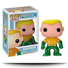 Aquaman Pop Heroes