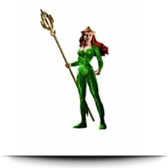 Brightest Day Series 2 Mera Action