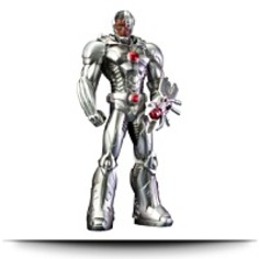 Dc Comics Justice League Cyborg New 52