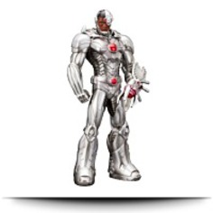 Dc Comics New 52 Justice League Cyborg