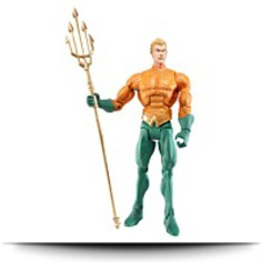 Dc Comics Unlimited Aquaman Collector