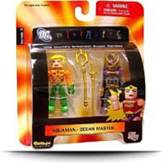 Dc Universe Mini Mates Wave 3 Aquaman