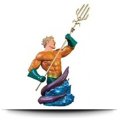 Heroes Of The Dc Universe Aquaman Bust