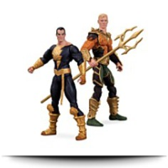 Injustice Aquaman Vs Black Adam Action