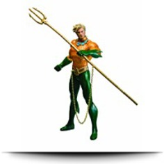 Justice League Aquaman Action Figure
