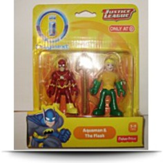 Justice League Aquaman And The Flash
