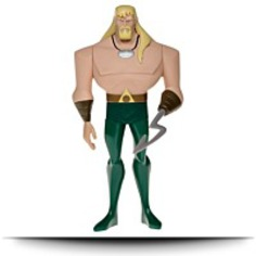 Justice League Large Figure Aquaman