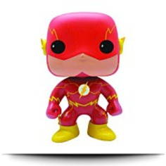 Pop Heroes New 52 Version The Flash