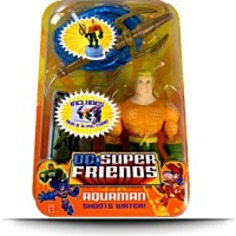 Super Friends Aquaman Action Figure