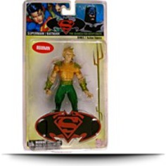 Superman Batman Series 7 Aquaman Action