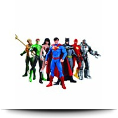 Specials We Can Be Heroes Justice League 7PACK