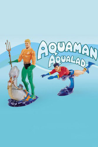 Aquaman And Aqualad
