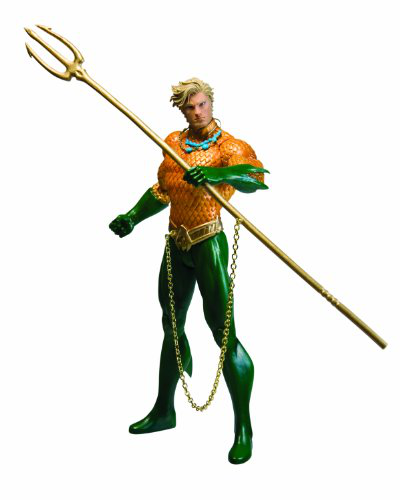 Dc Direct Justice League: Aquaman Action Figure