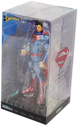 Kotobukiya Superman New 52 Dc Comics Art Fx + Statue