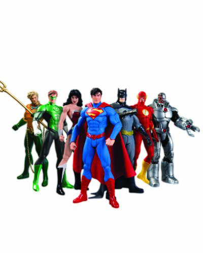 We Can Be Heroes Justice League 7PACK