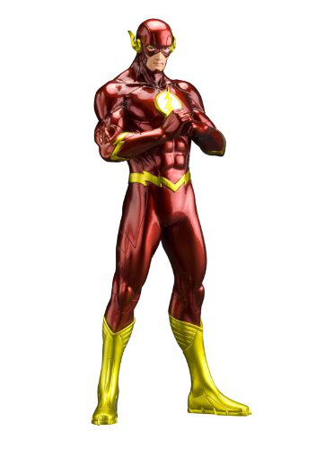 Flash New 52 Dc Comics Art Fx Statue