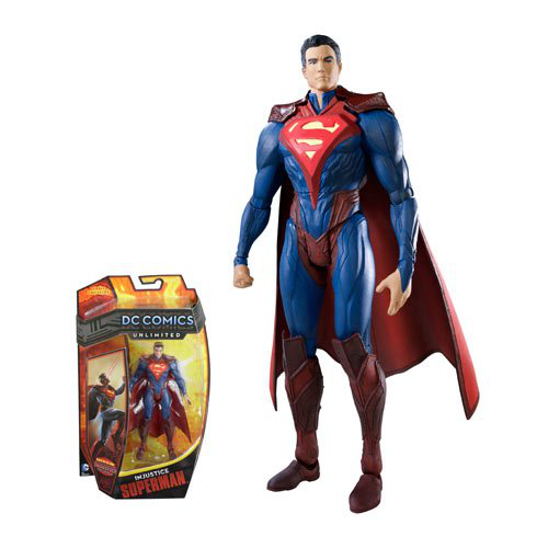 Dc Comics Unlimited Injustice Superman