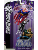 Justice League Unlimited Dc Super Heroes