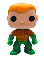 Pop Heroes New 52 Version Aquaman Vinyl